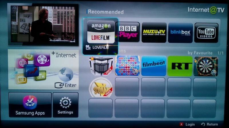 IPTV on SmartTV